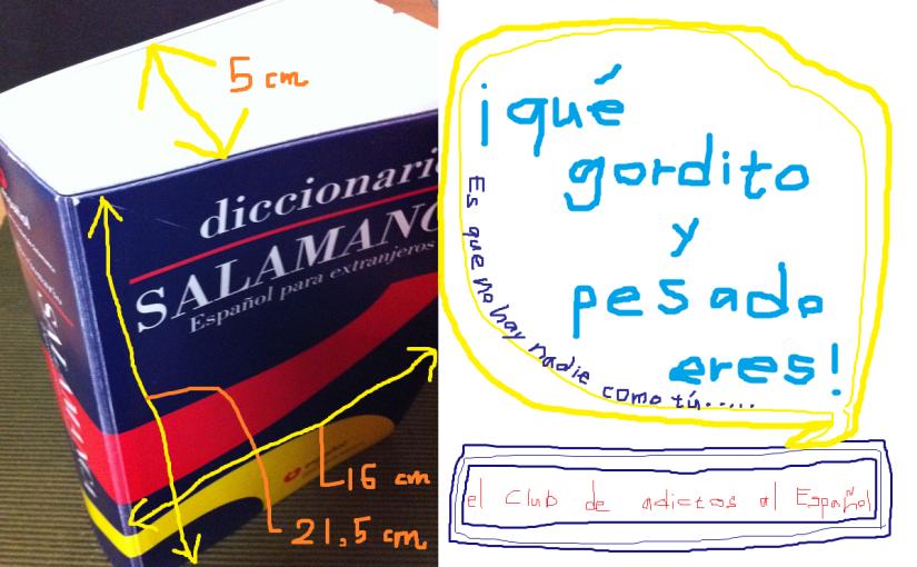 サラマンカ西西辞典